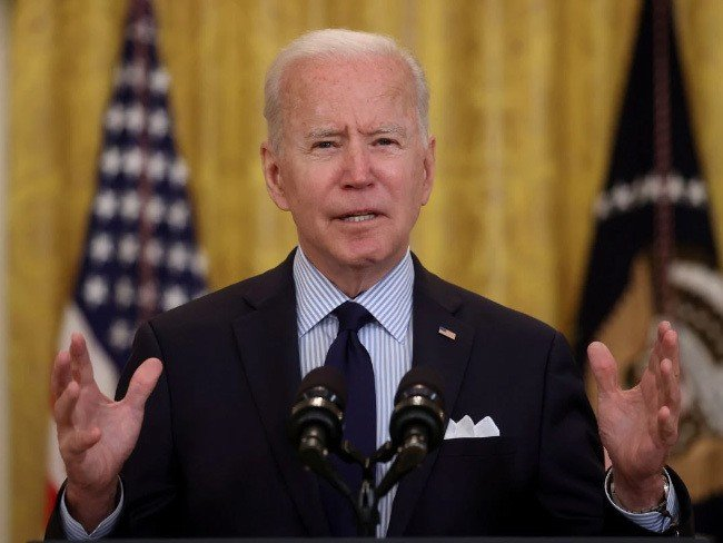 Joe Biden EUA