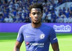 Michy Batshuayi. Jogador do Chelsea arrasa FIFA 20 e EA Sports