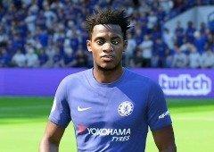 Michy Batshuayi. Jogador do Chelsea arrasa FIFA 20 e EA Sports