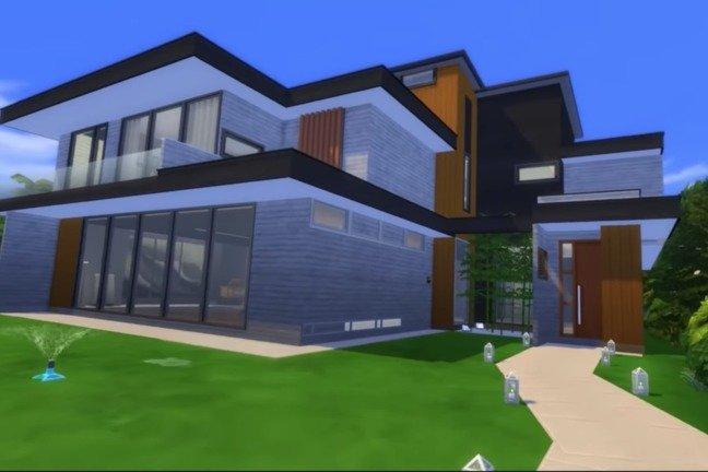 Jogadora recria casa do filme 'Parasitas' no The Sims 4 (Vídeo 360º)