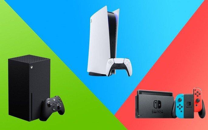 Jogos fevereiro PS5 XSX Nintendo Switch