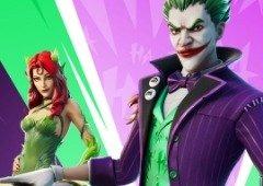Joker e Poison Ivy estão a caminho do Fortnite!