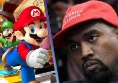 Kanye West quis fazer um jogo mas a Nintendo destruiu o seu sonho
