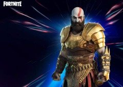 Kratos de God of War chegou ao Fortnite com skin exclusiva para a PS5