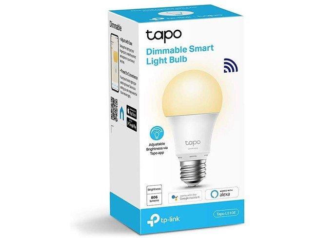 TAPO lâmpada inteligente