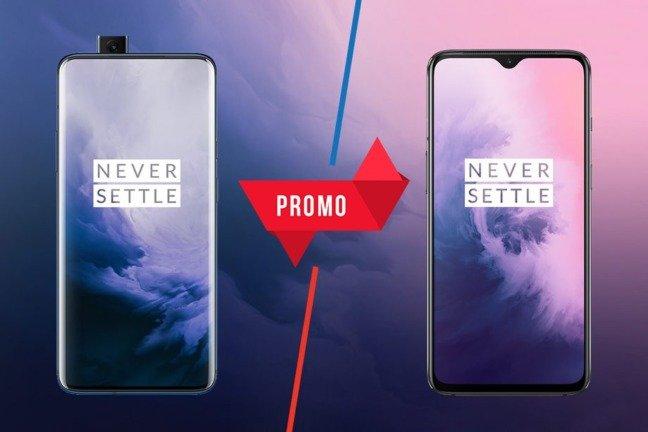 Lançamento do OnePlus 7T traz os OnePlus 7 a um preço fantástico (Promocodes Limitados)