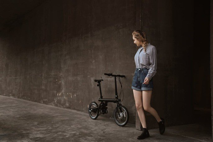Mi Smart Electric Folding Bike