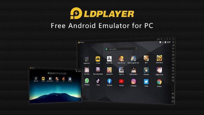 LDPlayer Melhor Emulador de Android para PC