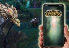 League of Legends está a caminho dos telemóveis!