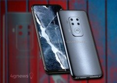 Leak: Assim será o design do primeiro Motorola com quad-câmara
