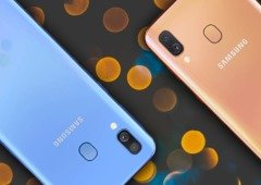 Leak de novos renders do Samsung Galaxy A40 confirmam o seu design