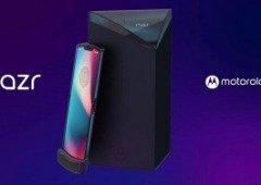 Leak do Motorola RAZR (2019) confirma um design de sonho!