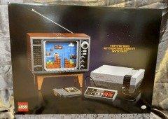 Lego vai lançar uma consola Nintendo NES que vais querer ter em casa!