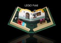 """LEGO entra na onda do """"Smartphone dobrável"""" de forma genial"""