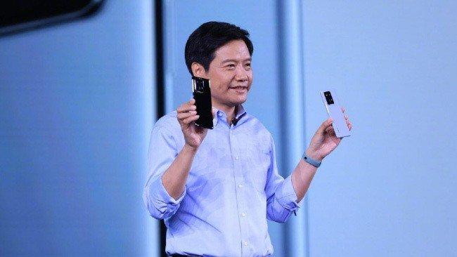 Lei Jun Xiaomi Mi MIX 4