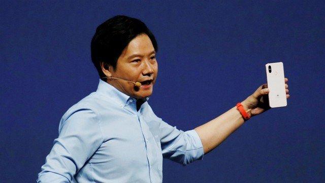 Lei Jun CEO da Xiaomi