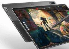 Lenovo apresenta os tablets Tab P12 Pro 5G e Tab P11 5G para a Europa