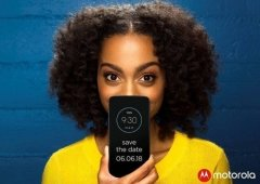 Motorola Moto Z3 Play chega no dia 6 de junho de 2018