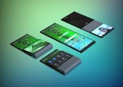 Lenovo regista patente de smartphone dobrável irreverente