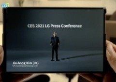 LG arranca a CES 2021 em grande ao mostrar o seu smartphone com ecrã rolável!