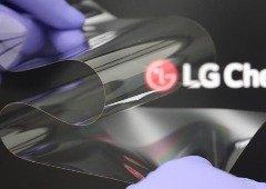 LG desenvolve ecrã capaz de resolver os principais problemas dos smartphones dobráveis