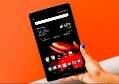 LG G Pad 5: um novo tablet num mercado estagnado