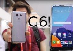 LG G6 : A nova aposta da LG é uma autêntica beleza!