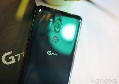 LG G7 ThinQ receberá o Android Pie da Google no 1º trimestre de 2019