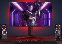 LG lança monitor gaming único no mundo que vais querer na tua secretária
