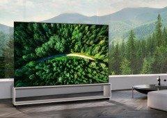 LG: primeira OLED TV com resolução 8K chega esta semana com preço surreal
