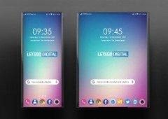 LG quer revolucionar o mercado dos smartphones com um ecrã expansível!