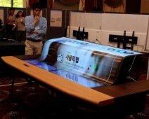 LG regista patente de smartphone dobrável transparente