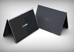 LG regista nova patente com a promessa de um tablet Android