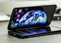 LG: uma capa de smartphone dobrável com ecrã? Este é um conceito estranho