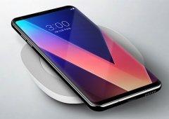 Um smartphone 'flagship' em vidro tem de ter carregamento sem fios