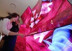 LG vai apostar forte no gaming com ecrã OLED dobrável