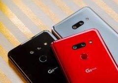 LG volta a cair nos smartphones e culpa Xiaomi, Huawei e OnePlus