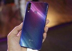 LG W20 encontrado na Google Play! Conhece as especificações
