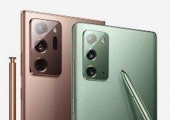 Linha Samsung Galaxy Note pode desaparecer já em 2021