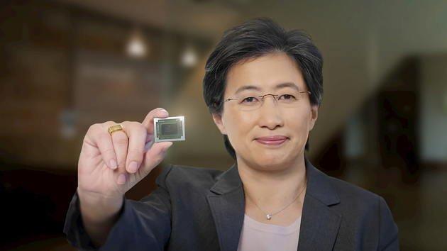 Lisa Su CEO da AMD