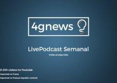 LivePodcast 104 hoje às 21.30h: WWDC opiniões, modular ou não modular eis a questão