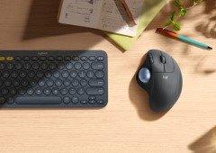 Logitech ERGO M575: rato com trackball ideal para trabalho