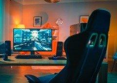 Logitech faz parceria para criar a derradeira cadeira de conforto!