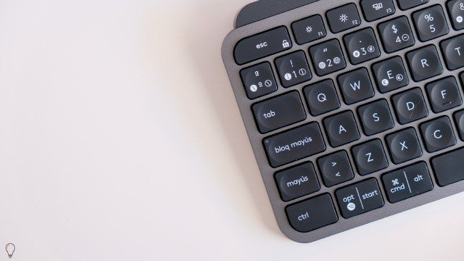 teclado Logitech MX Keys