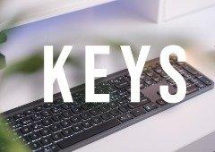 Logitech MX Keys Review: excelente teclado para trabalho