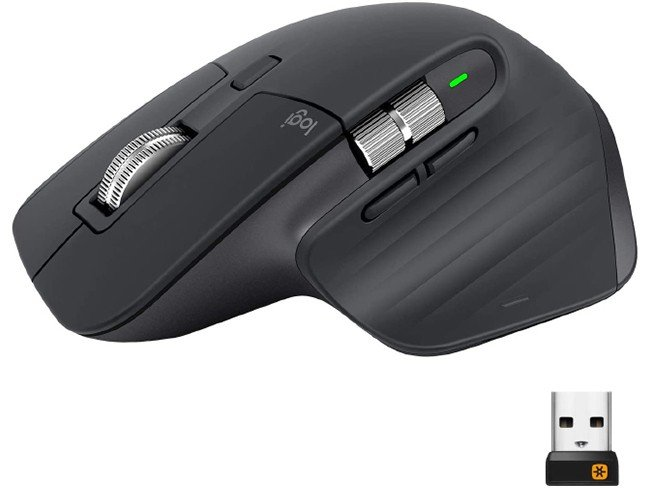 rato Logitech MX Master 3