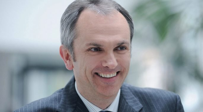 Luca Maestri, CFO da Apple