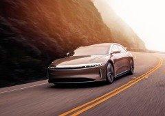 Lucid Air consegue ser ainda mais rápido que o potente Tesla Model S Plaid (vídeo)