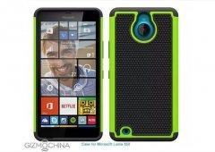 Capas do futuro Microsoft Lumia 850 aparecem na internet