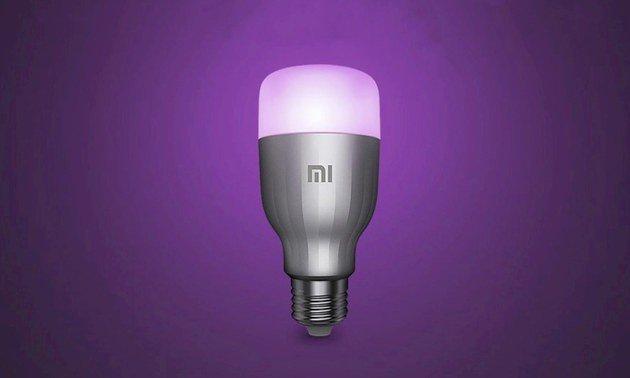 Luzes Xiaomi